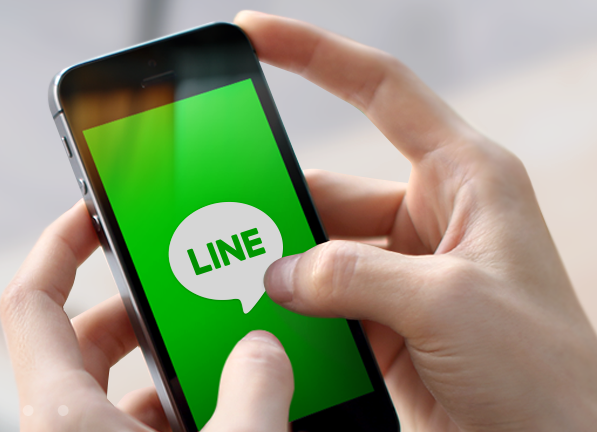 LINE交換タイミング