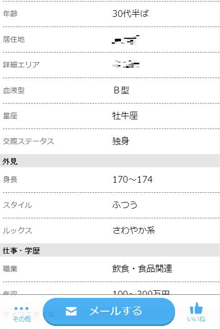 ハッピーメール 新藤さん